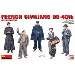 French civilians. MINIART 38004