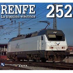RENFE 252. La tracción eléctrica