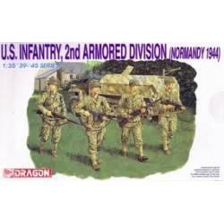2ª División armada estadounidense.