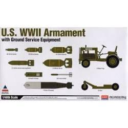US WWII Armament. ACADEMY 12291