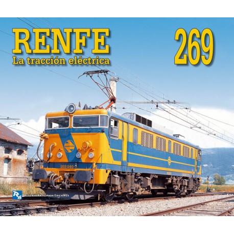 RENFE 269. La tracción eléctrica