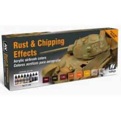 Rust and Chipping Effects. VALLEJO 71186