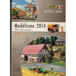 Catálogo completo de Faller, 2017