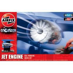 Motor a reacción. AIRFIX A20005