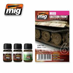 Easter Front Mud Set. AMIG 7405