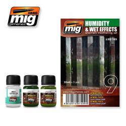Humidity and Wet Effects Set. AMIG 7409
