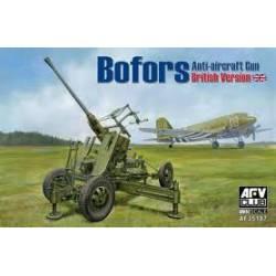 Bofors British of 40 mm Mk.III. AFV CLUB 35187