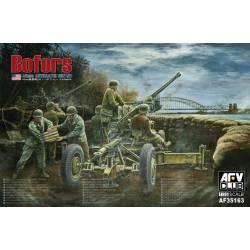Bofors 40 mm automatic gun M1. AFV CLUB 35163