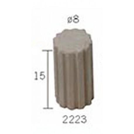 Columna griega, pequeña. AEDES 2223