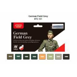 Uniformes alemanes WWII. VALLEJO 70181