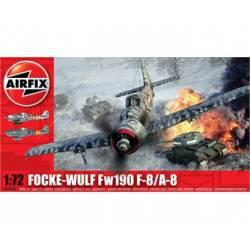 Focke-Wulf Fw190 F-8/A-8. AIRFIX A02066