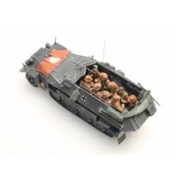 Carristas Sd. Kfz 251/1. ARTITEC 387.86-C1