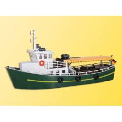 Passenger boat.