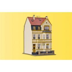 Casa con terraza.