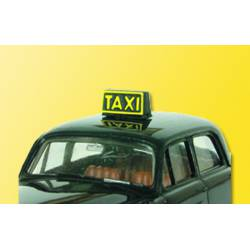 "Indicativo ""taxi""."