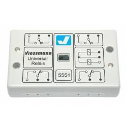Universal relay. VIESSMANN 5551