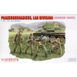 Panzergrenadiers, LAH Division.