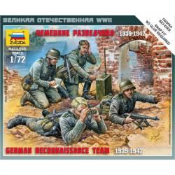 Equipo de reconocimiento alemán. ZVEZDA 6153