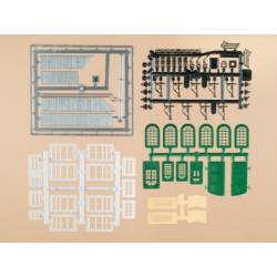 Sets for industrial and commercial. AUHAGEN 48551