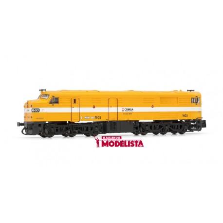 Locomotora 1603, COMSA. ARNOLD HN2206S