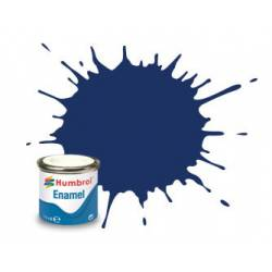 Gloss Midnight Blue, #15. 14 ml. HUMBROL AA0165