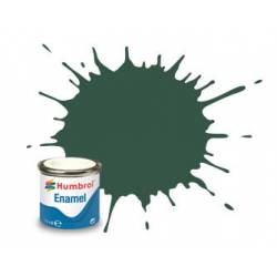 Matt Dark Green, #116. 14 ml. HUMBROL AA1287