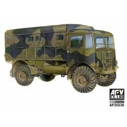 AEC Matador, versión inicial. AFV CLUB 35236