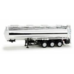 Chemical tank trailer.