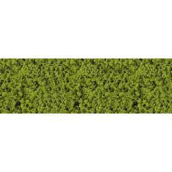 Mata de flocado, verde. HEKI 1550