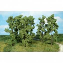 4 árboles frondosos. HEKI 1763