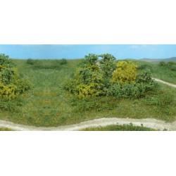 Natural fibre bushes. HEKI 1646