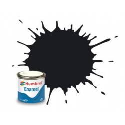 Gloss Black, #21. 14 ml. HUMBROL AA0237