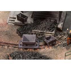 Vagonetas mineras. FALLER 180916