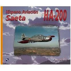 Alas españolas: Hispano Aviación Saeta HA-200.