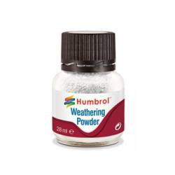 Weathering Powder White - 28ml. HUMBROL AV0002