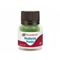 Weathering Powder Chrome Oxide - 28ml. HUMBROL AV0005