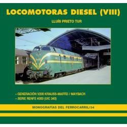 Locomotoras Diesel (VIII), Generación V200, Renfe 340