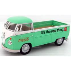 Furgoneta VW Coca-Cola, 1962. MOTORCITY CLASSICS 445738