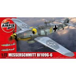 Messerschmitt Bf109G-6. AIRFIX A02029A