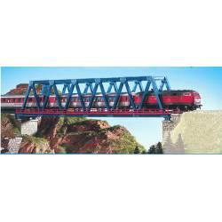 Murgtal bridge, single track. KIBRI 37667