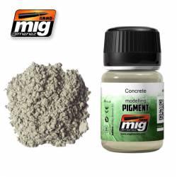 Pigment - Concrete. 35 ml. AMIG 3010