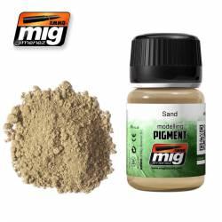 Pigmento arena. 35 ml.
