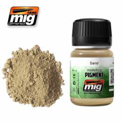 Pigment - Sand. 35 ml. AMIG 3012