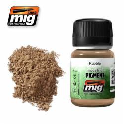 Pigmento escombros. 35 ml. AMIG 3013