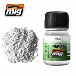 Pigment - White. 35 ml. AMIG 3016