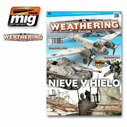 The Weathering Magazine #7: Snow and Ice.