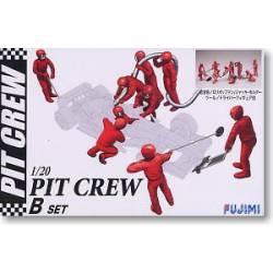 Pit crew. FUJIMI 21