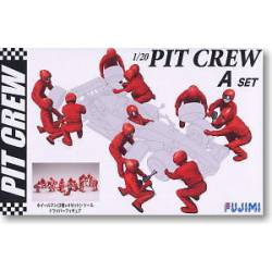 Pit crew. FUJIMI 20