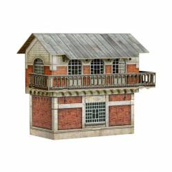 Signal box. CLEVER PAPER 14299