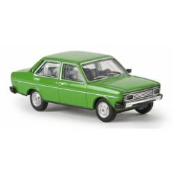 Fiat 131 Mirafiori. Green.